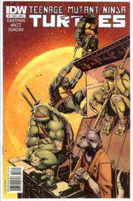 Teenage Mutant Ninja Turtles (IDW) 2011- #3