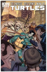 Teenage Mutant Ninja Turtles (IDW) 2011- #4