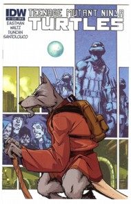 Teenage Mutant Ninja Turtles (IDW) 2011- #5