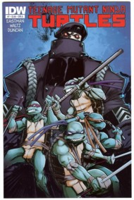 Teenage Mutant Ninja Turtles (IDW) 2011- #7