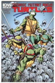 Teenage Mutant Ninja Turtles (IDW) 2011- #8