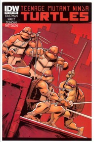 Teenage Mutant Ninja Turtles (IDW) 2011- #12