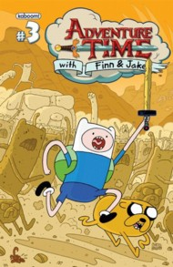 Adventure Time 2012 #3