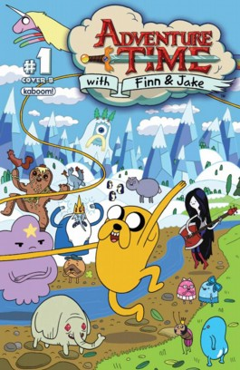 Adventure Time #1