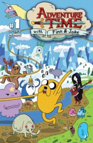 Adventure Time 2012 #1