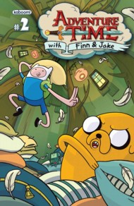 Adventure Time 2012 #2