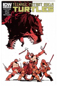 Teenage Mutant Ninja Turtles (IDW) 2011- #16