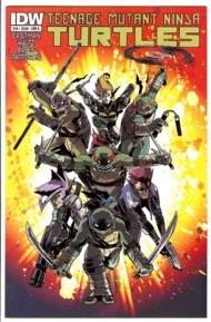 Teenage Mutant Ninja Turtles (IDW) 2011- #19