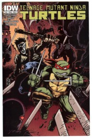 Teenage Mutant Ninja Turtles (IDW) 2011- #22