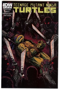 Teenage Mutant Ninja Turtles (IDW) 2011- #23
