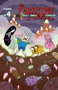 Adventure Time 2012 #4
