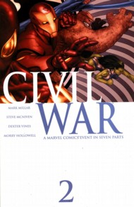 Civil War (1st Series) 2006-2007 #2
