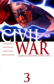 Civil War (1st Series) 2006-2007 #3