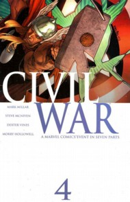 Civil War (1st Series) 2006-2007 #4