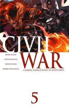 Civil War (1st Series) #5