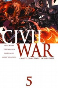 Civil War (1st Series) 2006-2007 #5