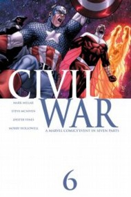 Civil War (1st Series) 2006-2007 #6