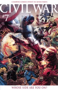 Civil War (1st Series) 2006-2007 #7