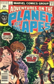 Adventures on the Planet of the Apes 1975 - 1976 #7
