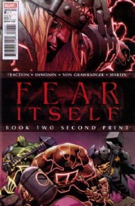 Fear Itself 2011 #1