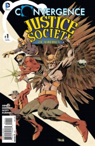 Convergence: Justice Society of America 2015 #1