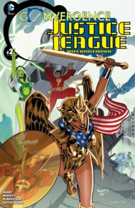 Convergence: Justice League International 2015 #2
