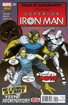 Superior Iron Man #5