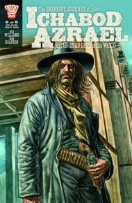 The Grievous Journey of Ichabod Azrael  #6