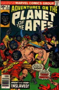 Adventures on the Planet of the Apes 1975 - 1976 #8