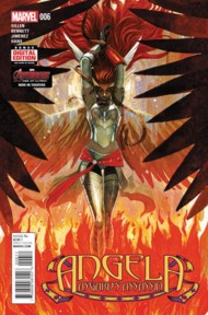 Angela: Asgard's Assassin 2014- #6