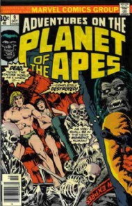 Adventures on the Planet of the Apes 1975 - 1976 #9
