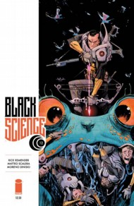 Black Science 2013 - #12