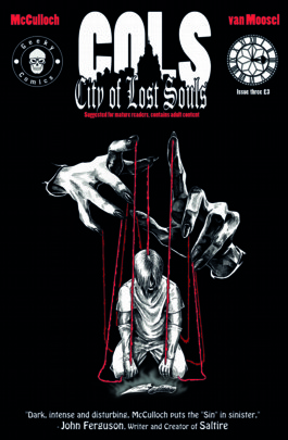 City of Lost Souls #3