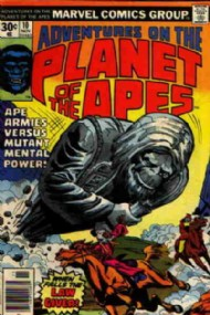 Adventures on the Planet of the Apes 1975 - 1976 #10