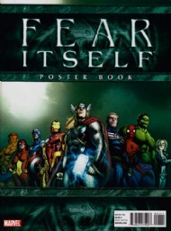 Fear Itself Poster Book 2011