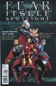 Fear Itself Spotlight 2011