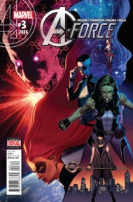 A-Force (2nd Series) 2016- #3
