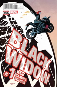 Black Widow (6th Series) 2016- #1