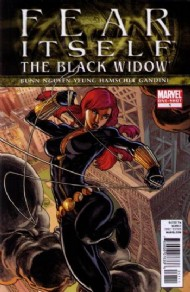 Fear Itself: Black Widow 2011 #1