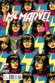 Ms. Marvel (4th Series) 2015- #5