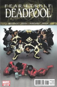 Fear Itself: Deadpool 2011 #1