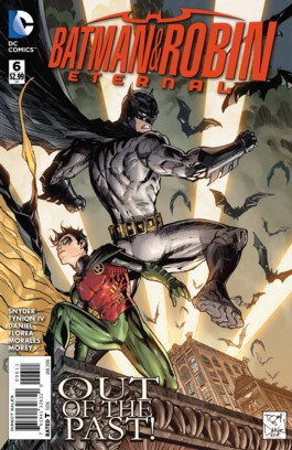 Batman & Robin Eternal #6