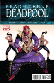 Fear Itself: Deadpool 2011 #2