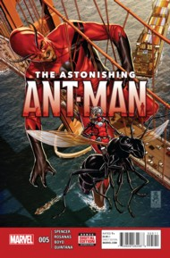 Astonishing Ant-Man 2015- #5