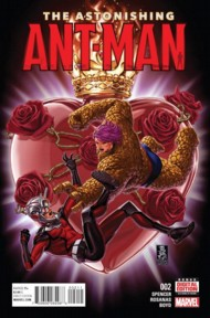 Astonishing Ant-Man 2015- #2