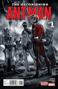 Astonishing Ant-Man 2015- #1