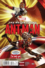 Astonishing Ant-Man 2015- #3