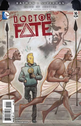 Doctor Fate (4th Series) #10