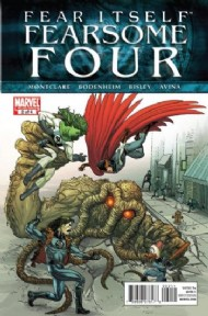 Fear Itself: Fearsome Four 2011 #2