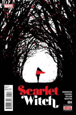Scarlet Witch (2nd Series) #4